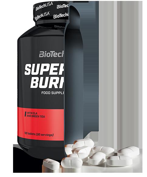 BioTechUSA™ Super Fat Burner tabletta #FitGuru
